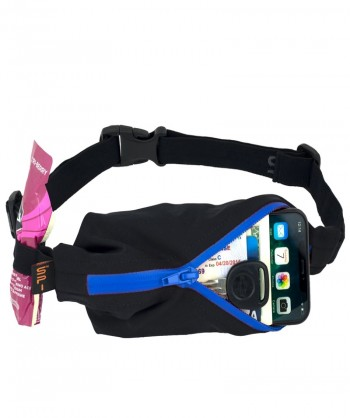 SPIBELT LARGE RAIN RESISTANTS BLACK/BLUE